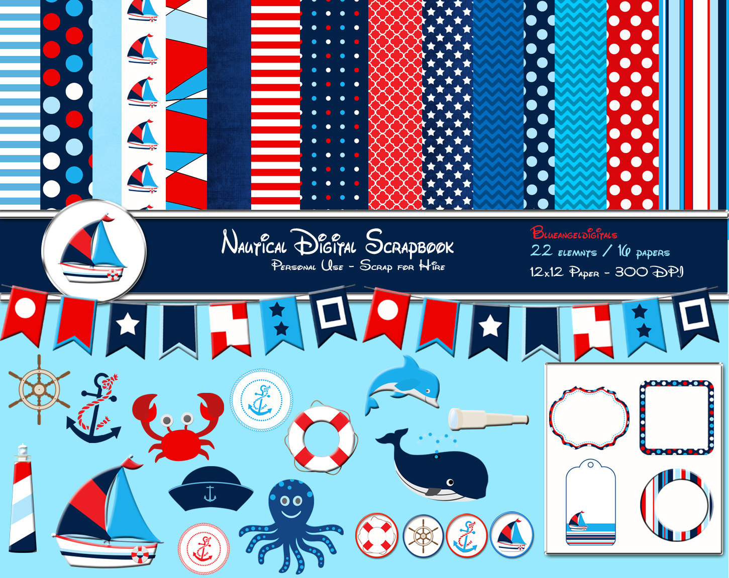 Sailing Boat clipart nautical theme Art Clipart Art Cliparts Free