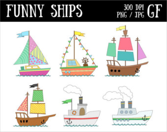 Sailboat clipart yatch Etsy art Clipart clipart boat