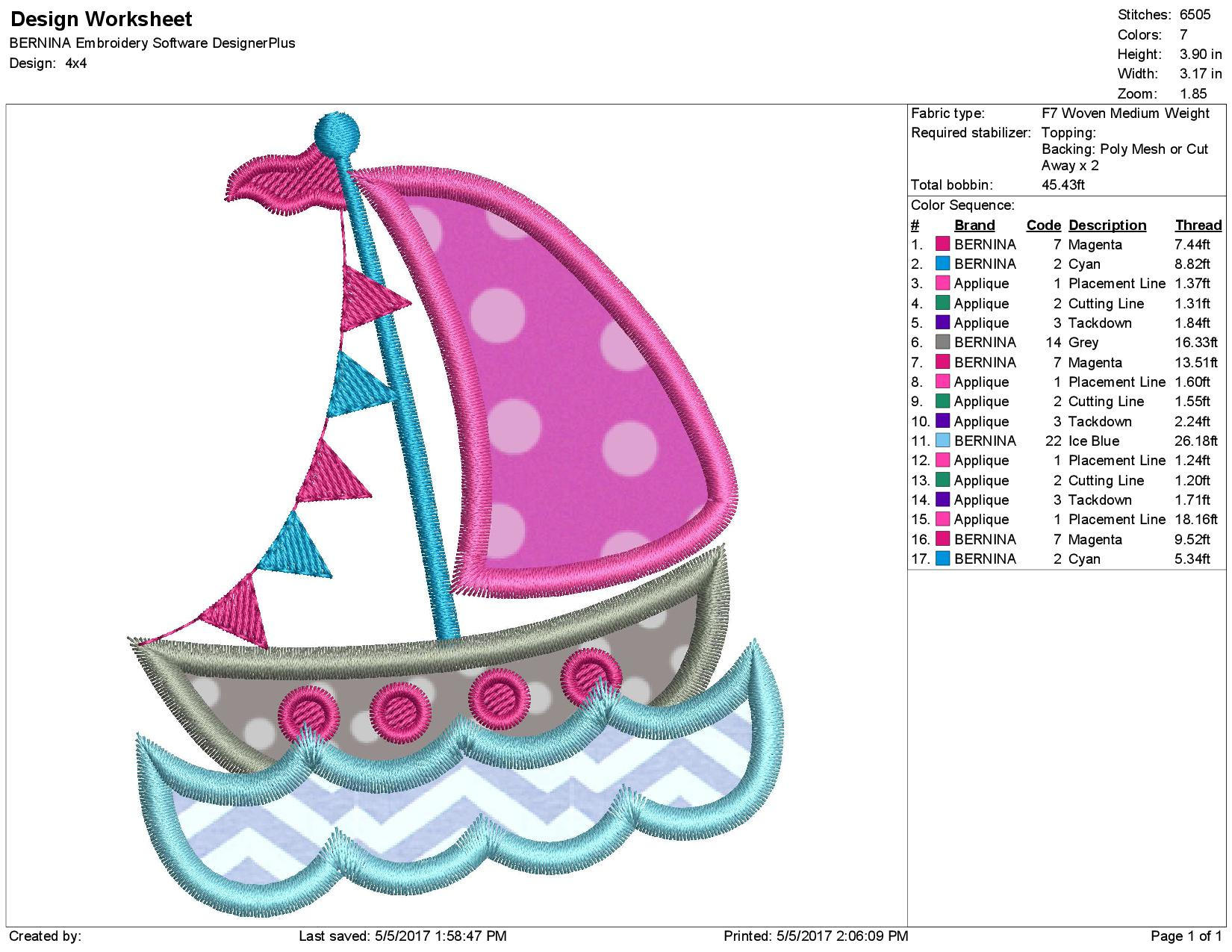 Sailing Boat clipart outing Download instant  from Sailing