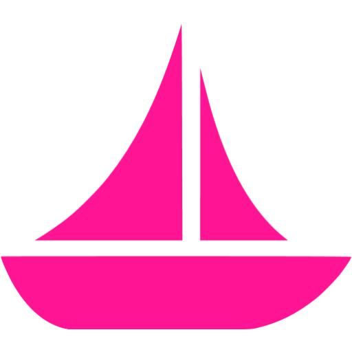 Boat clipart pink boat Deep deep 10 Free icon