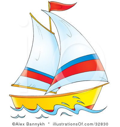 Sailing Boat clipart sailboat Bing boatclip Clipart boatclip Pinterest