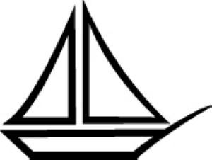 Sailboat clipart transparent Classroom sailboat : Symbols Clipart