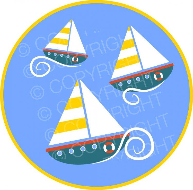 Sailing Boat clipart transport Transport Sail Boats Art Clip
