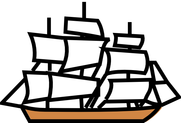 Sailing clipart big boat Clip as:  Clip Ship
