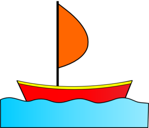 Sailing Boat clipart water clipart #6