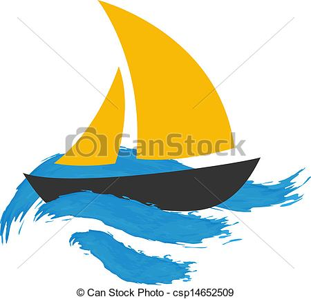 Sailing Boat clipart water clipart #13