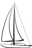 Sailboat clipart toy boat Boat Nautical Clipart Wedding Clipart