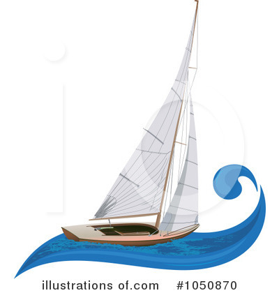 Sailboat clipart yatch #9