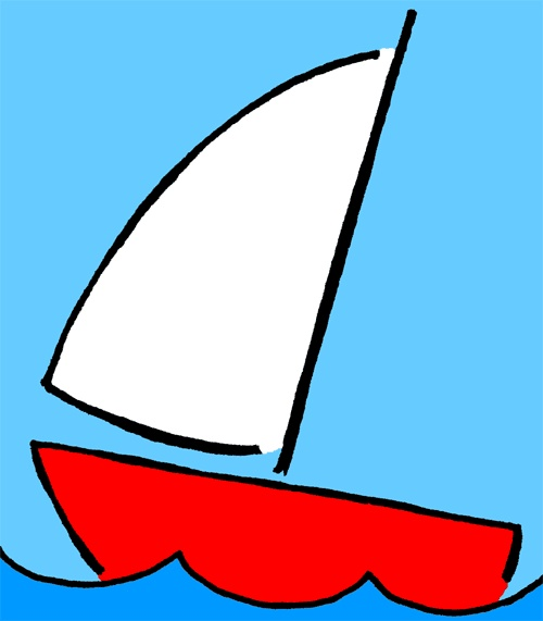 Sailing clipart Original All Free Sailing Clipart