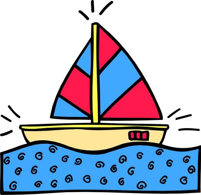 Sailboat clipart yatch #2