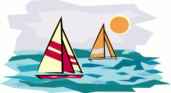 Sailing clipart float Clipart on Free Clip Art