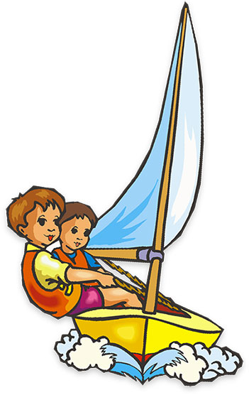 Sailing clipart Clipart Free Sailboat Clipart Art