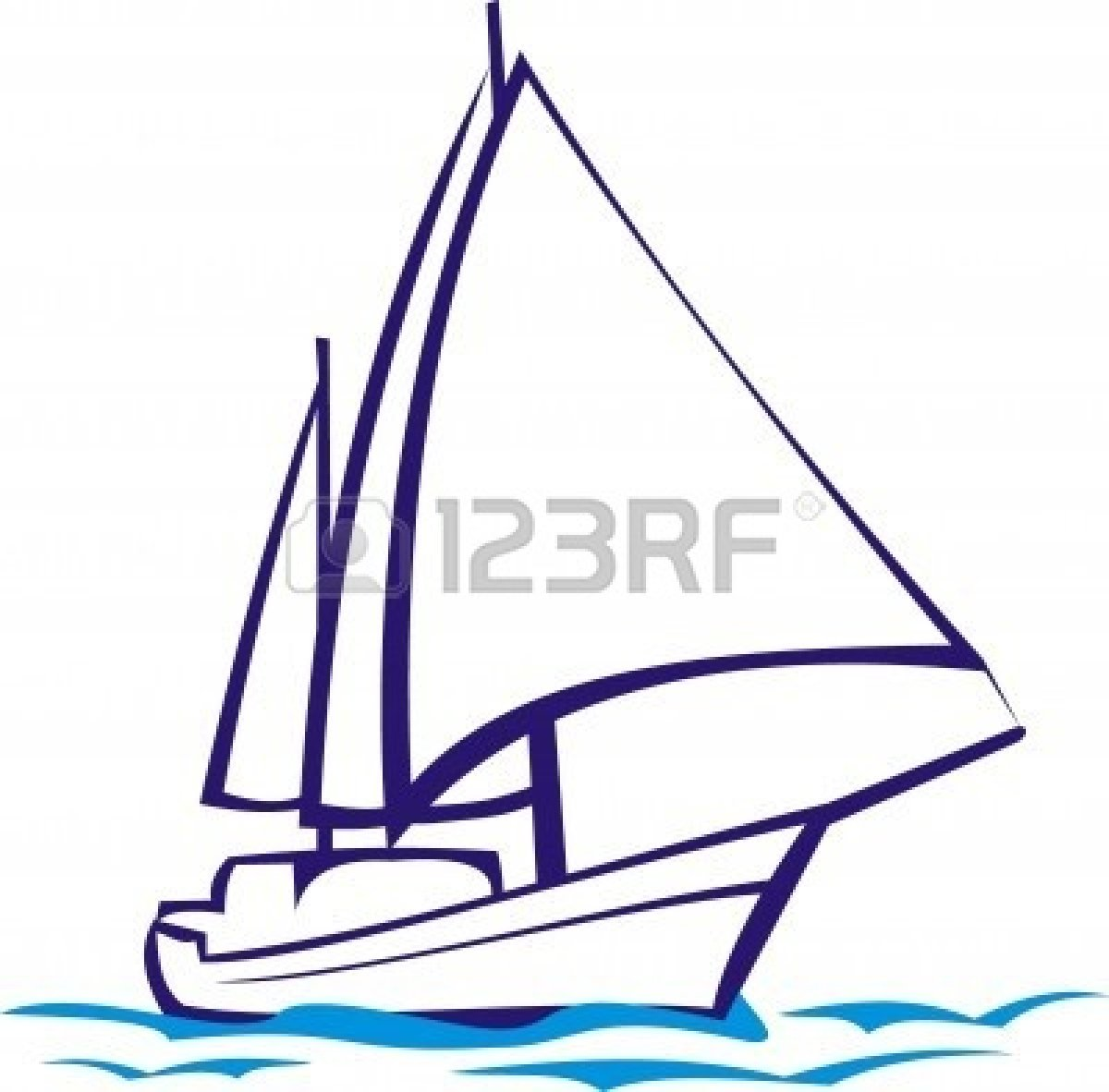 Sailboat clipart dhow Silhouette Clipart Clipart sailboat%20clipart%20silhouette Panda