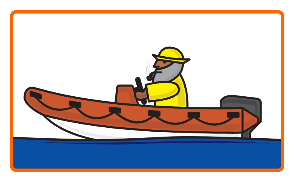 Boat clipart rescue boat Powerboat Platty+ Powerboat