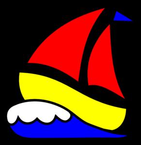 Sailing clipart sailboat At clip Clker Art online