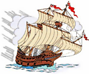 Sailing Ship clipart vector Clipart ship Graphics Clipart Free