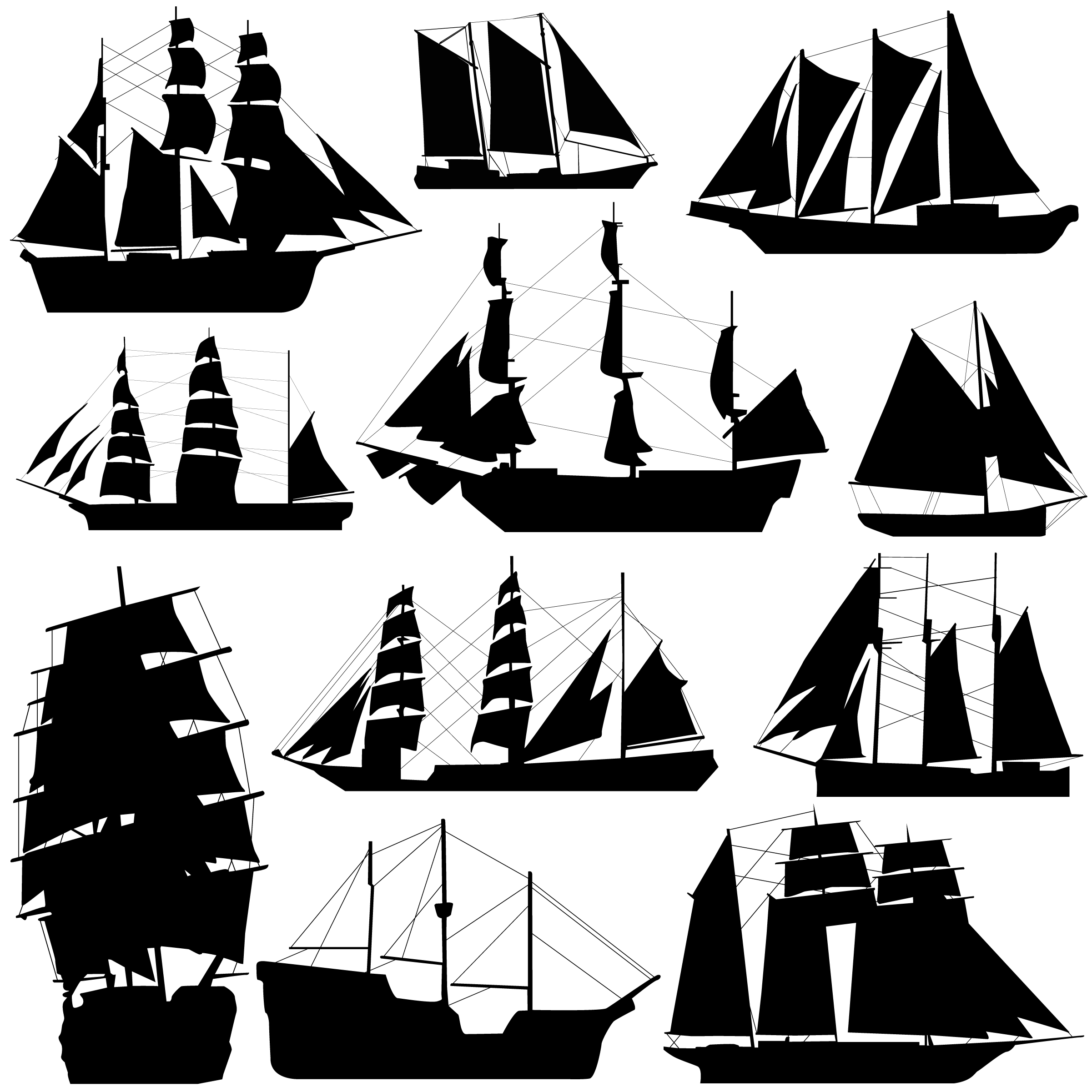 Sailing Ship clipart battleship #11