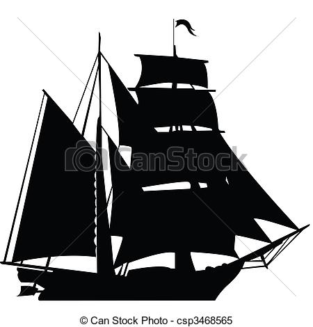 Sailing Ship clipart battleship #5