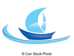 Sailing clipart blue sailboat 39 Sailing  free a