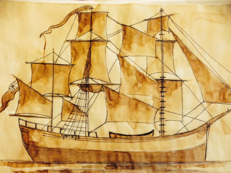Sailing Ship clipart colonization British 107 images Pinterest on