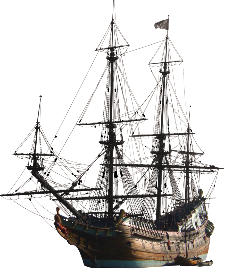 Sailing Ship clipart colonization Ship download PNG and ship