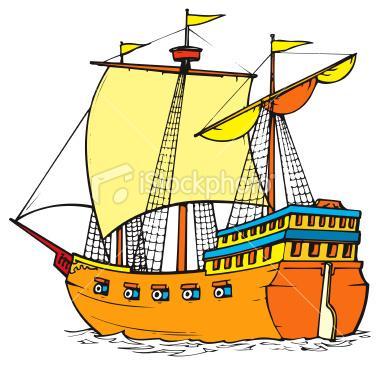 Sailing Ship clipart explorer ship #14