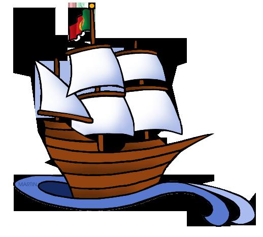 Sailing Ship clipart explorer ship #4