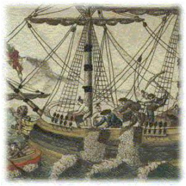 Sailing Ship clipart first continental congress Boston and Library com of