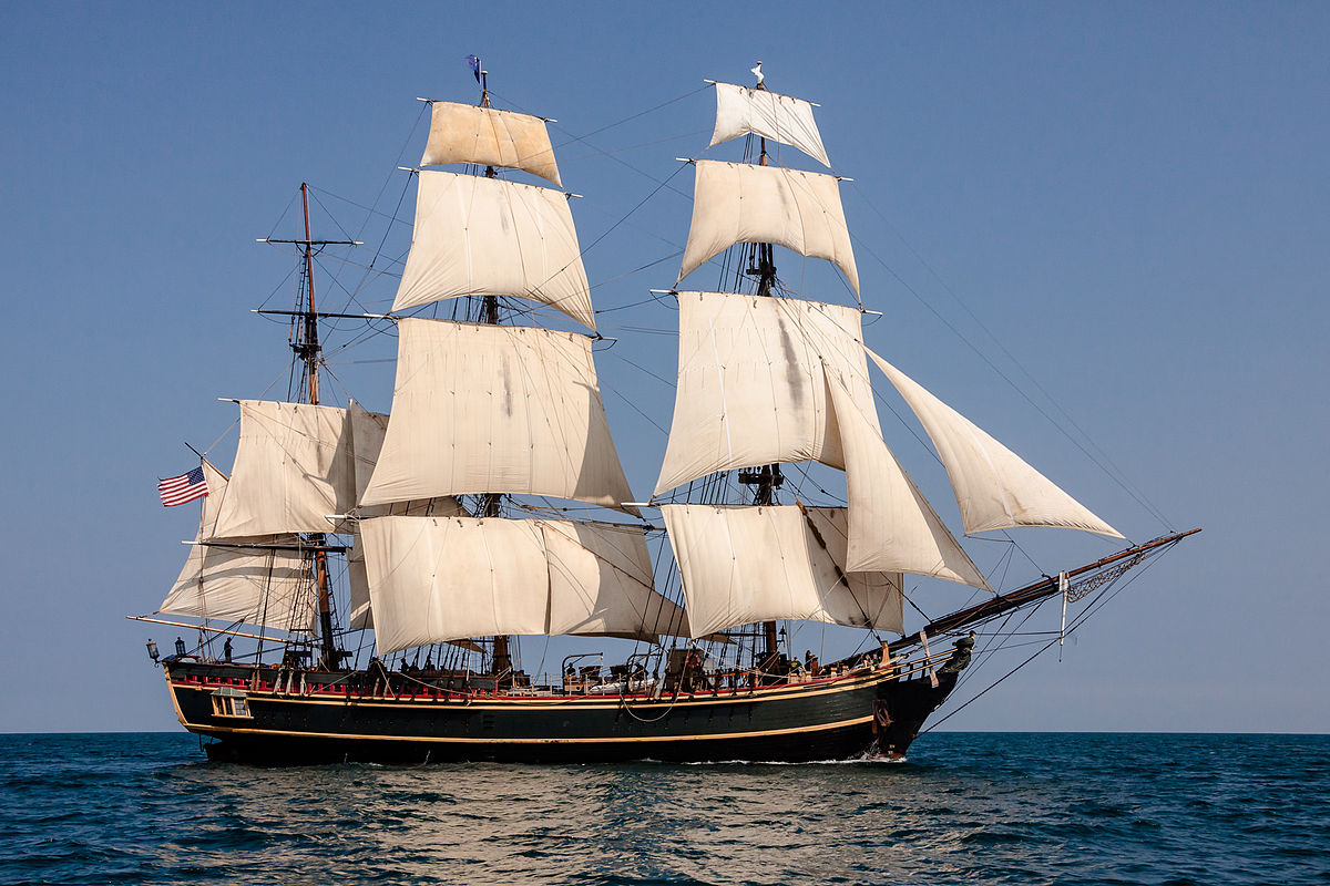 Old Sailing Ships clipart olden day HMS  Bounty Wikipedia