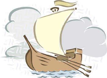 Sailing Ship clipart intolerable act  intolerable acts