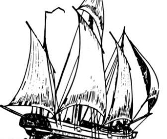 Sailing Ship clipart kapal #5
