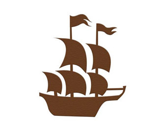 Sailing Ship clipart mayflower ship #12