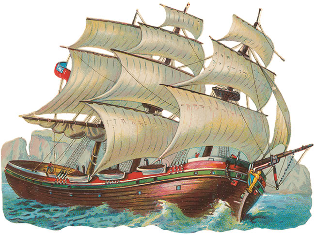 Old Sailing Ships clipart colonial Download Clip Ship Clipart Old
