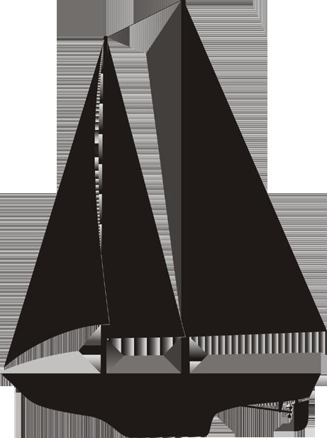 Sailboat clipart schooner #9