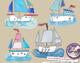 Sailing Boat clipart navy ship Clip Boat boats clip clipart
