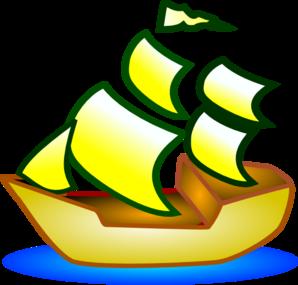Sailing Ship clipart ship sailing #7