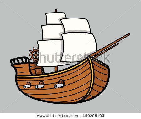 Sailing Ship clipart ship sailing #10