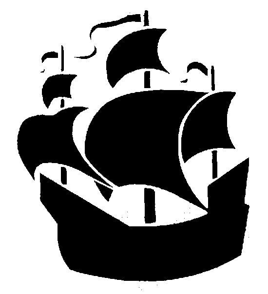 Anchor clipart pirate ship Ideas dessin pirate boat sailing