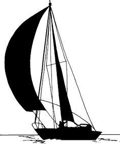 Sailing Boat clipart themed Png de  Toile Toile