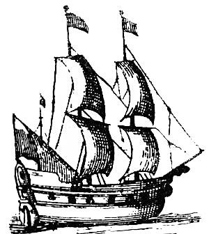Sailing Ship clipart treasure map Ideas about Map Ideas for