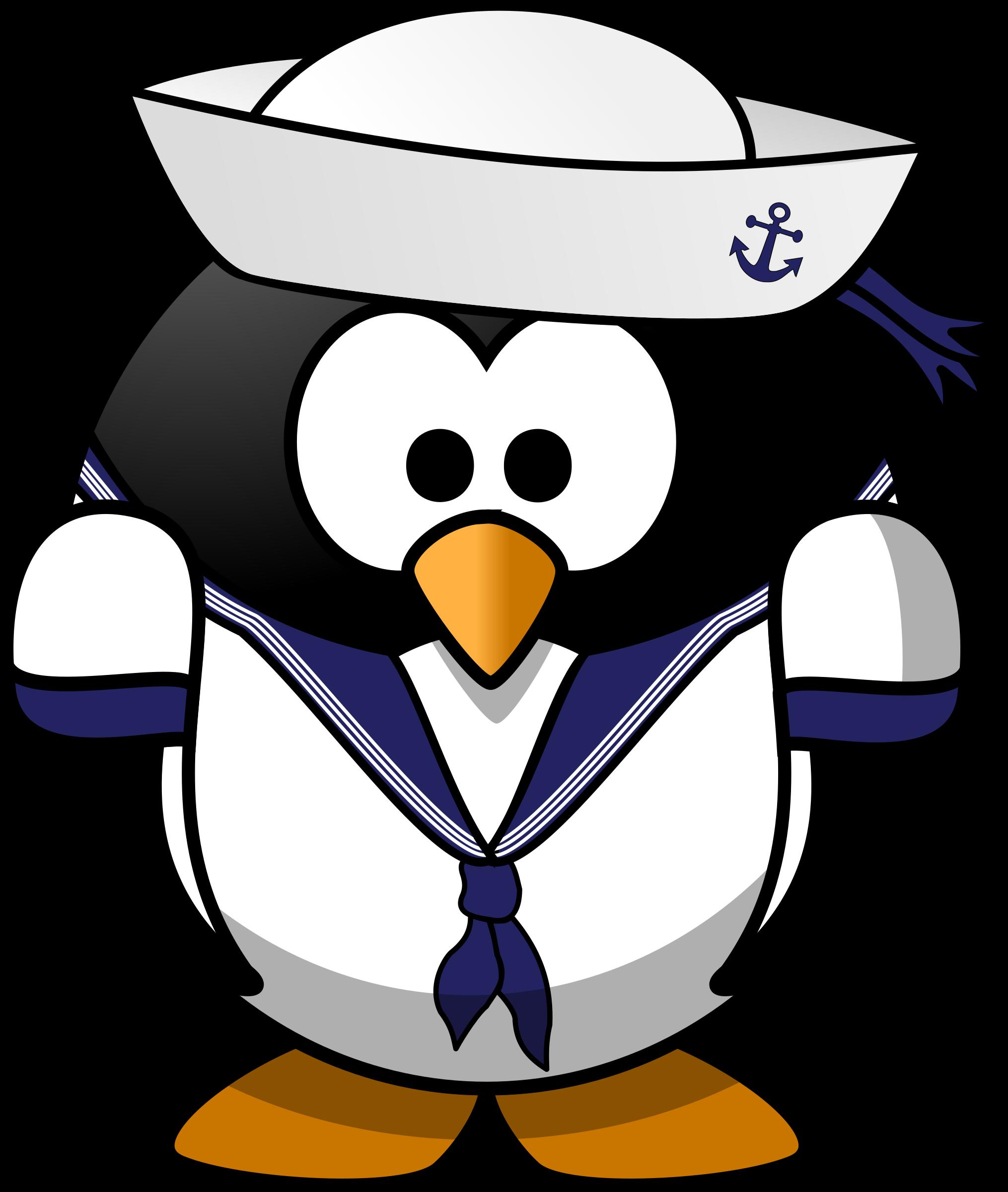 Sailor clipart Sailor Sailor penguin penguin Clipart