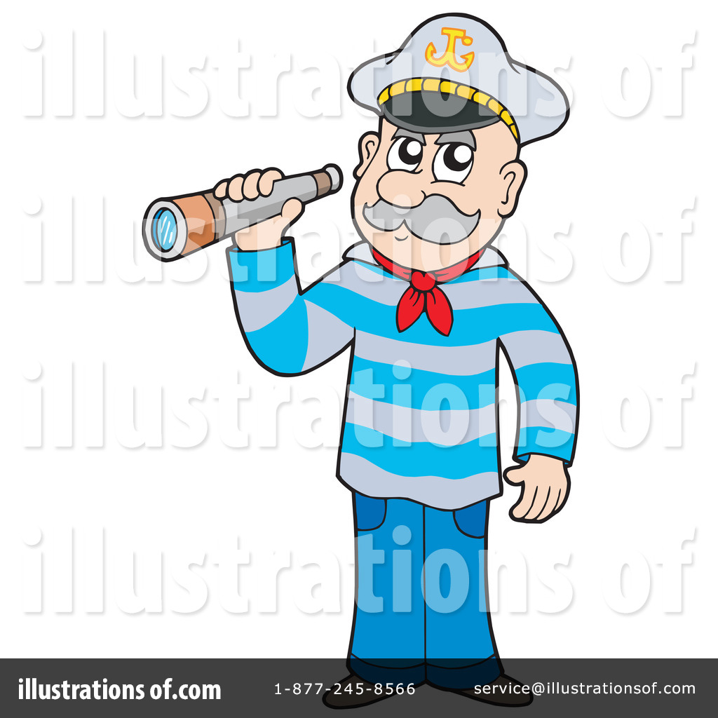 Sailor clipart telescope #1189551 Illustration Sailor visekart Sailor