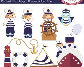 Sailor clipart lighthouse Sailing Sea Graphics Nautical Nautical