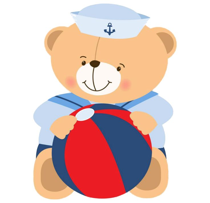 Sailor clipart teddy bear De Marinero: Teddy Kit Osito