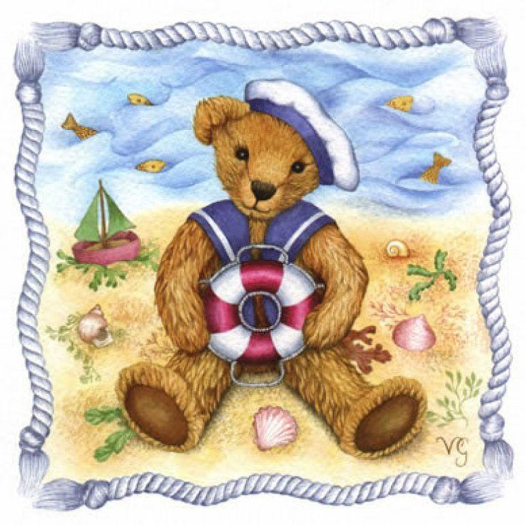 Sailor clipart teddy bear Teddy on Sailors Pinterest images