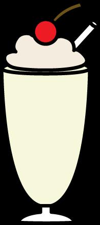 Milk Carton clipart milkshake #4