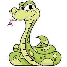 Serpent clipart confused Pinterest animal Animals Cartoon Animals