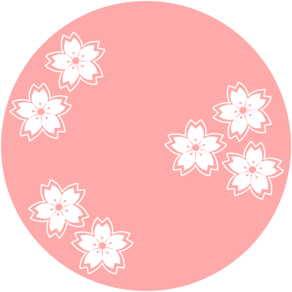 Sakura Blossom clipart cartoon #4