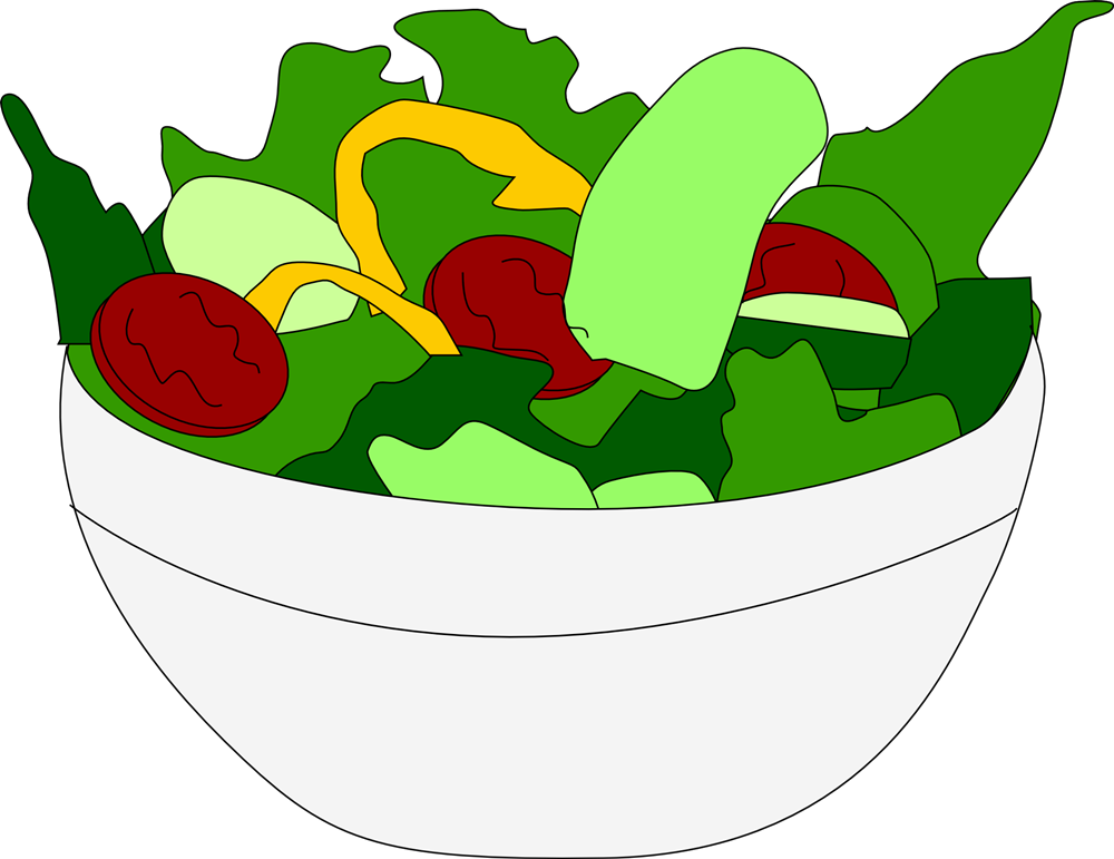 Salad clipart Domain Clip to Art Free