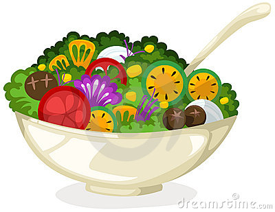 Salad clipart Clipart Free Art Clipart Images
